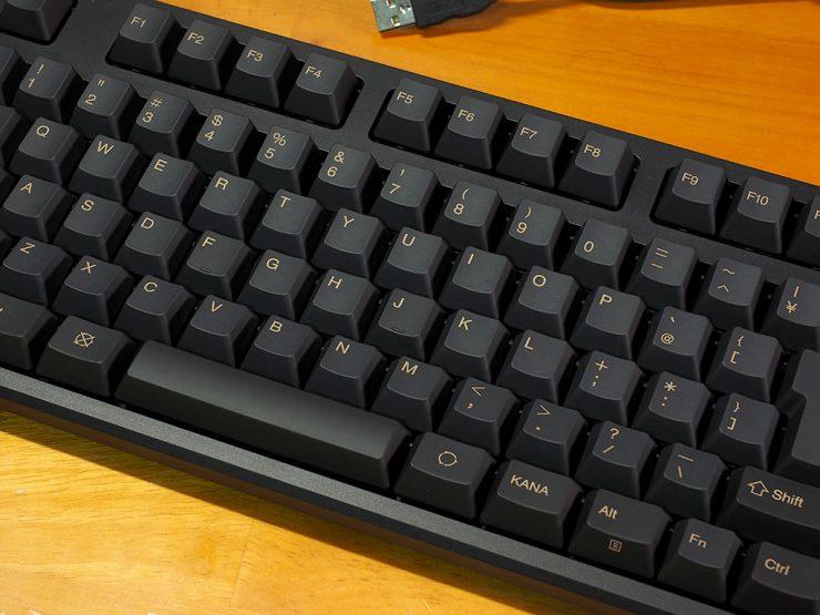 キーボードをLogicoolから東プレREALFORCEに鞍替えした件について